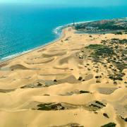 Gran Canaria - le dune di Maspalomas