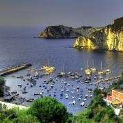 isola di Ponza, panorama