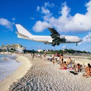 Saint Martin aereo