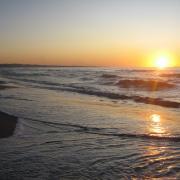 badesi tramonto