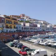 Panorama del porto
