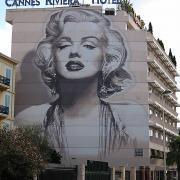 Murales Marilyn Monroe