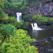 Maui cascate