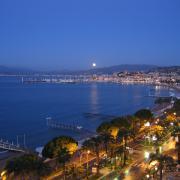Panorama di Cannes
