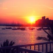 Ibiza - tramonto
