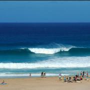 Gran Canaria - la spiaggia del Cotillo